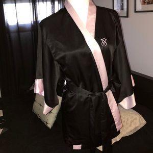 Victoria's Secret Robe with Monogram, OS